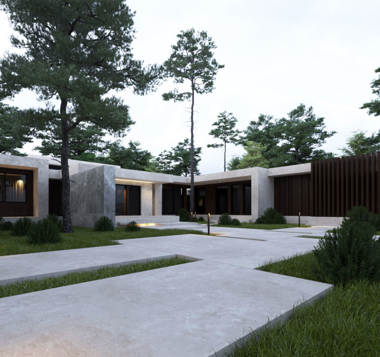 House project / 813